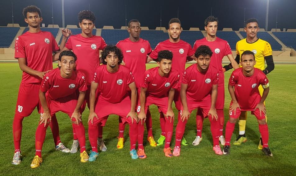 فوز منتخب الشباب على تركمانستان في تصفيات كأس آسيا بالدوحة
