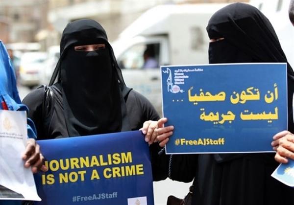 مليشيا الحوثي تحكم بإعدام وسجن 10 صحفييناسماء