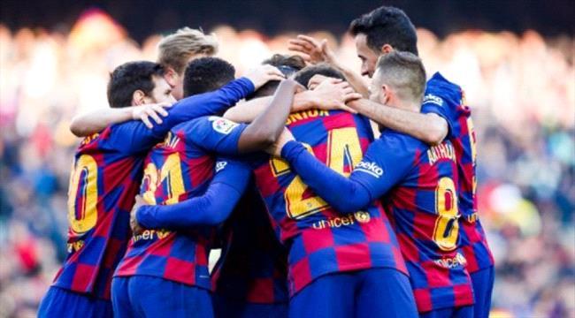 «برشلونة» يتخطى «خيتافي» ويتعادل بالنقاط مع«ريال مدريد»