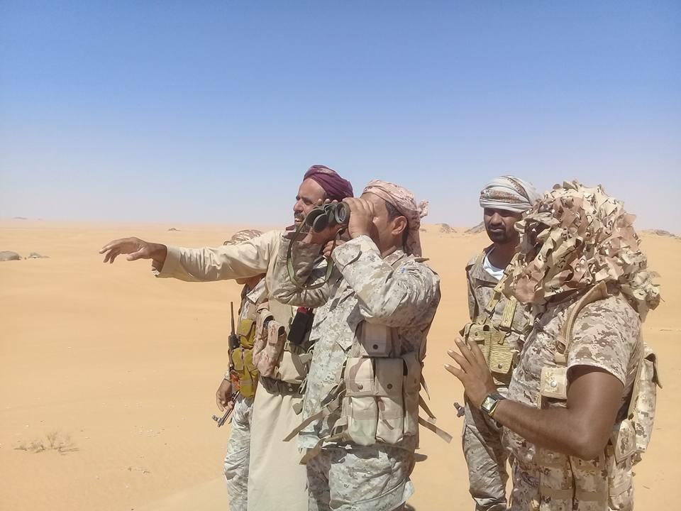إنتصارات ساحقة للجيش في الجوف والعميد حنتف يكشف تفاصيل المعركة التي قصمت ظهر الحوثيين