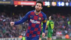 «ميسي» يقود «برشلونة» إلى صدارة الدوري الاسباني