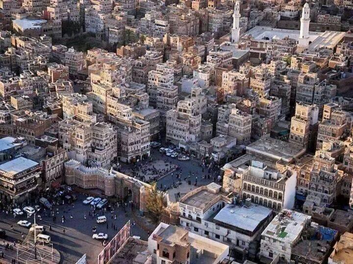 صنعاء تستيقظ على أصوات الطائرات تحلق بشكل مكثف وهذا ما يحدث منذ ساعات الصباح الأولى حتى الان